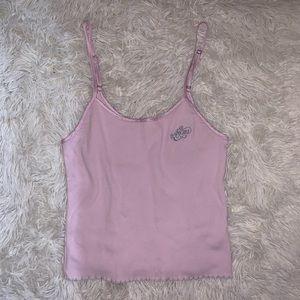 Victoria Secret- Pink Angel Tank Top